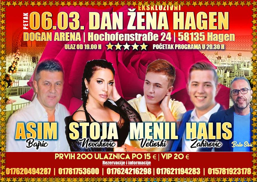 Dan Zena Hagen